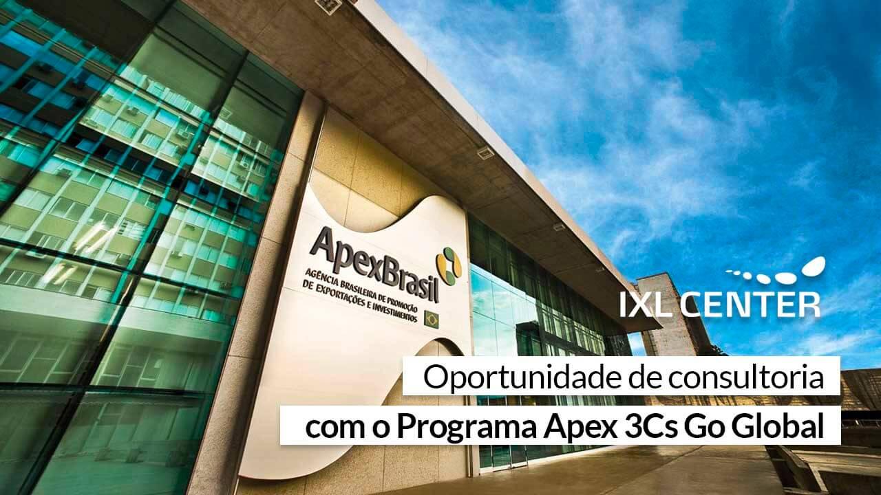 Read more about the article Inscrições abertas para o Go Global Consulting Program