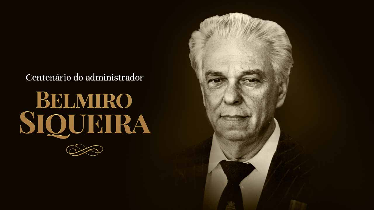 Read more about the article Patrono da Administração deixou um legado para a profissão